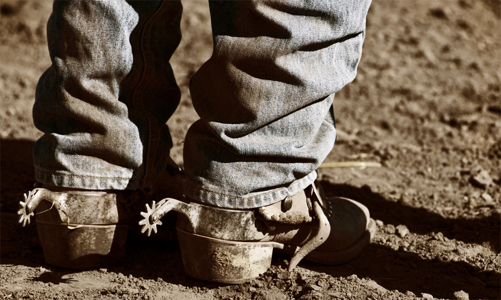 'These Boots' - Alberta, Canada