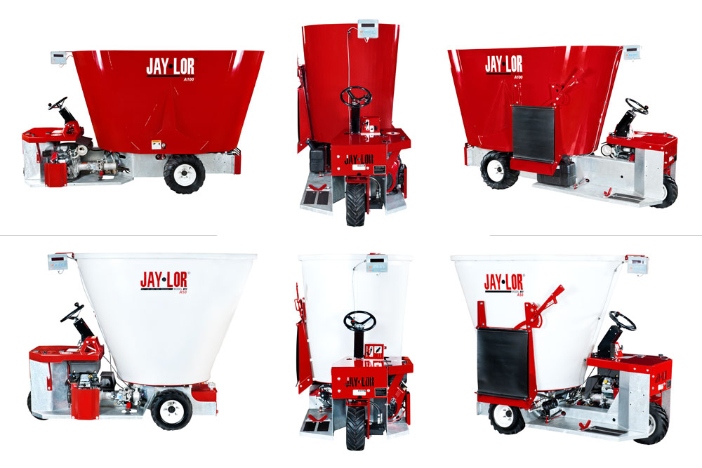 Jaylor Fabricating - Cattle Feed Mixers - East Garafraxa, ON